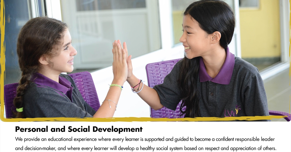 School Development Consultants - LWIS